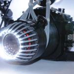 Flash anular fibra óptica de Saga
